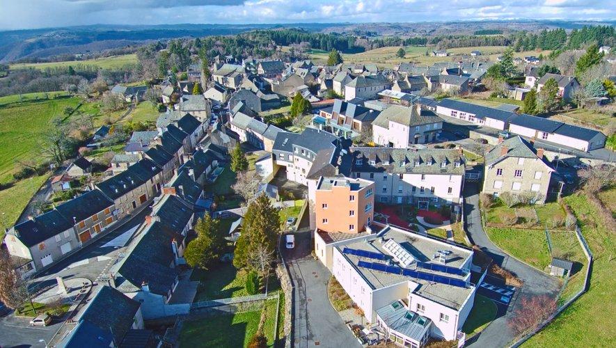 Le  village de Saint-Amans-des-Côts est sous le choc
