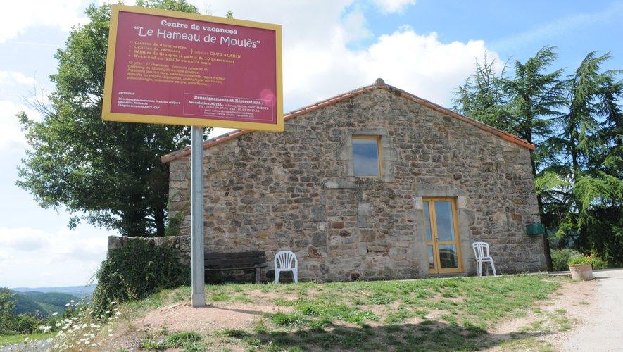 Le hameau de Moulès, à Fondamente, participe à l'opération conduite par l'Unat Occitanie