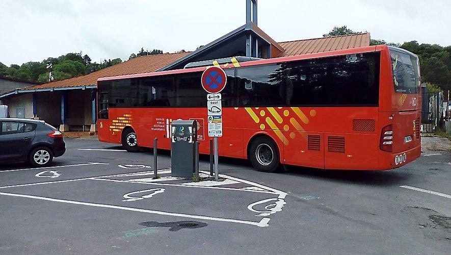 Les transports scolaire liO, désormais gratuit pour les élèves de l'Aveyron.