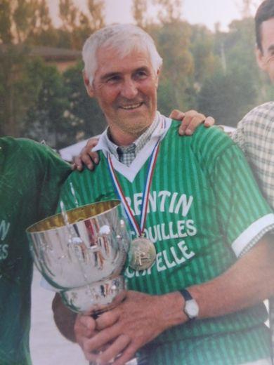 Pierrot, champion de France le 3 août 2003.