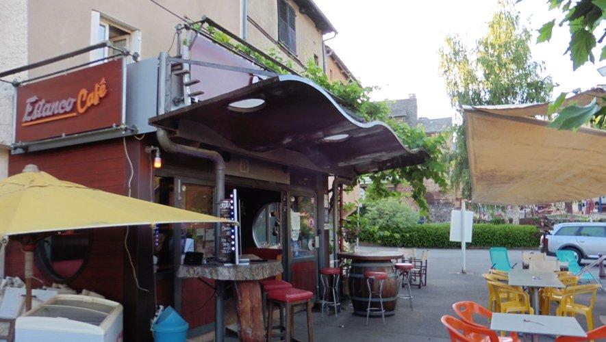 L'Estanco café aux portes du foirail