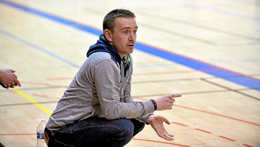 Julien Demetz ne sera plus l'entraîneur du Roc