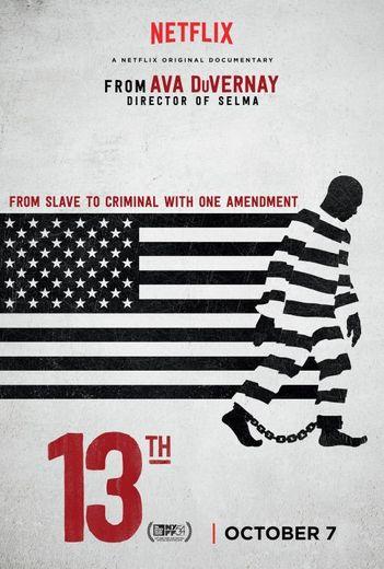 """Le documentaire """"Le 13e"""" d'Ava DuVernay est disponible en France sur Netfix."""