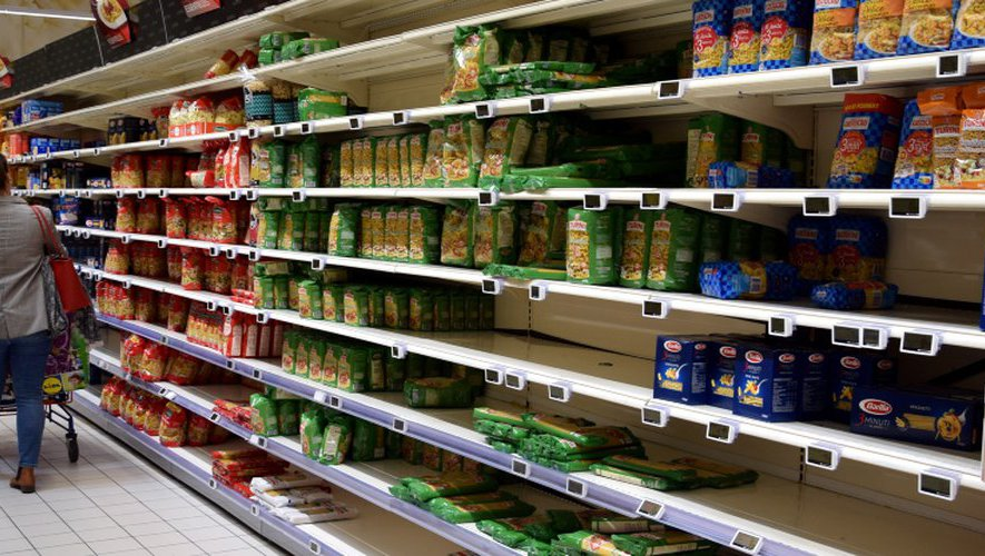 De nouveaux retraits de produits alimentaires des rayons des supermarchés pourraient avoir lieu.