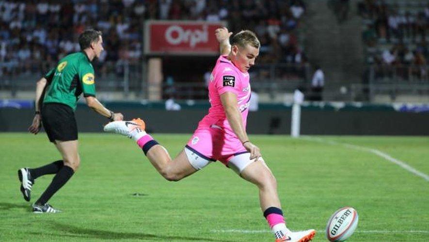 Joris Segonds va participer à la tournée estivale du XV de France en Australie.