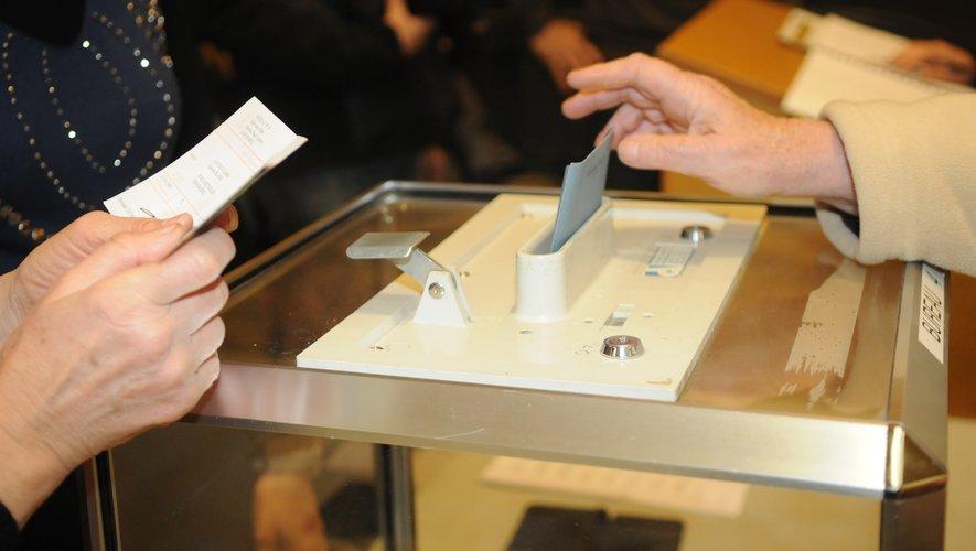 Les Français ne se bousculent pas dans les bureaux de vote.