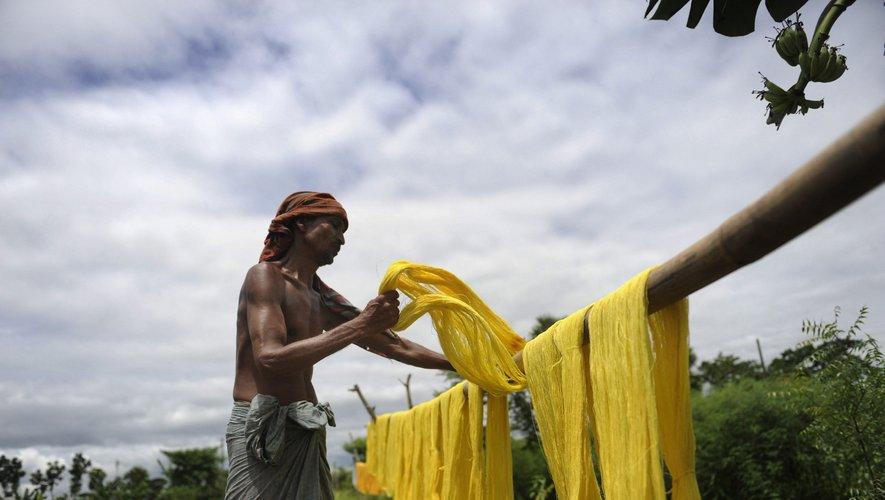 Recycler les déchets de coton pourrait permettre au Bangladesh de réaliser des économies considérables.