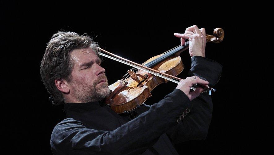 Avec le violoniste Nicolas  Dautricourt l'association a vraiment cherché le meilleur pour lancer sa saison.