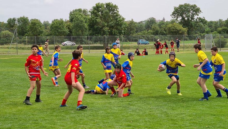 Le challenge du Département a réuni quelque 700 jeunes pousses aveyronnaises, à La Primaube et Rodez.