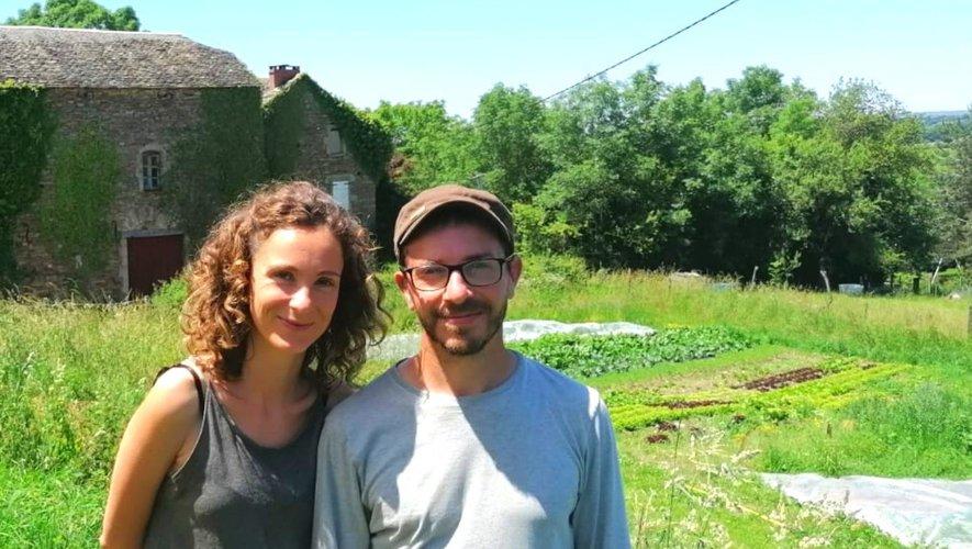 Antoine et Sandra.