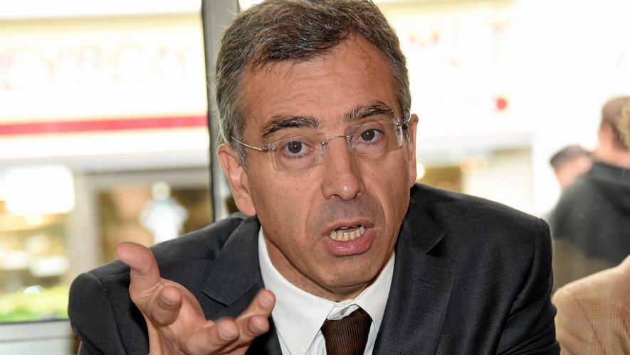 Dominique Reynié était tête de liste en Aveyron en 2015.