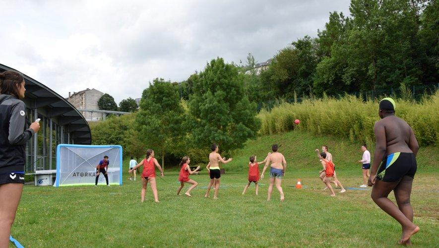 Avec le label Terre de jeux 2024 Rodez doit ponctuellement organiser des événements pour faire vivre l'esprit des Jeux.