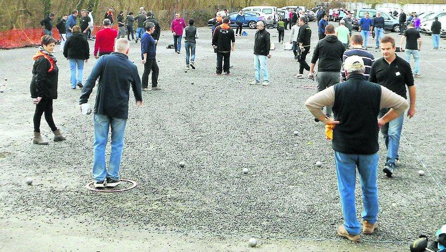 Le marathon de pétanque, une nouveauté sur notre territoire.