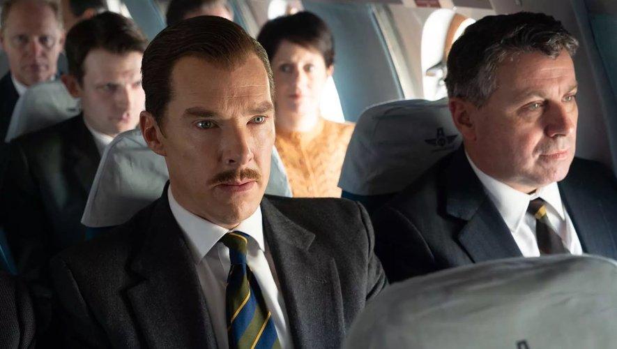"""Un espion ordinaire"", avec Benedict Cumberbatch, est sorti le 23 juin en salles."