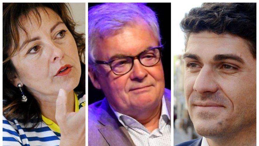 Le ton est souvent monté entre Carole Delga, Jean-Paul Garraud et Aurélien Pradié.