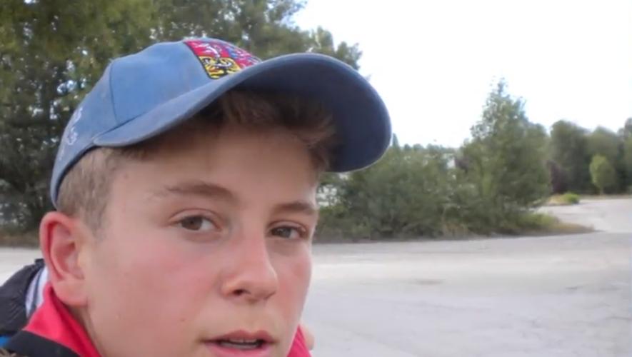 L'adolescent de 15 ans Lucas Tronche a disparu le 18 mars 2015 à Bagnols-sur-Cèze, dans le Gard.