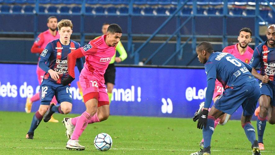 Pour Florian David et le Raf, la saison de Ligue 2 débutera par un déplacement à Caen.