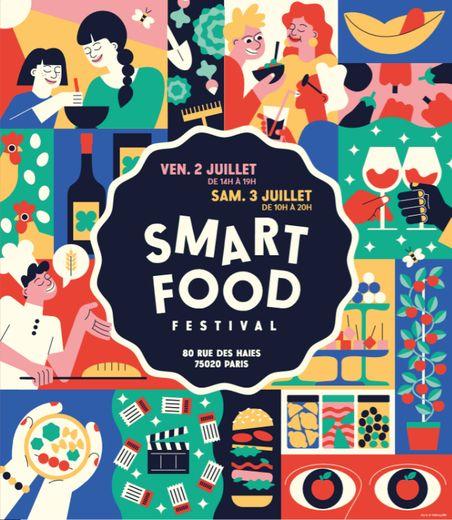 Le Smart Food Festival se tiendra dans le XXe à Paris les 2 et 3 juillet.