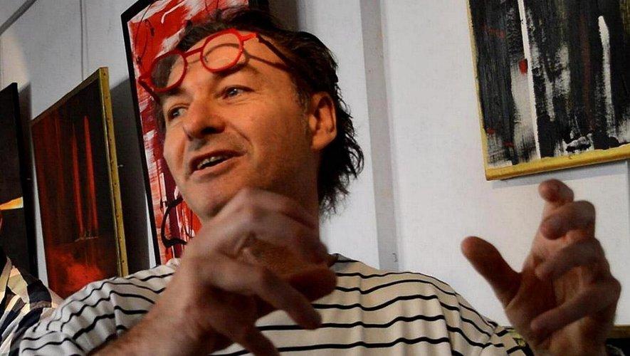 Vincent Arin, peintre de la couleur.