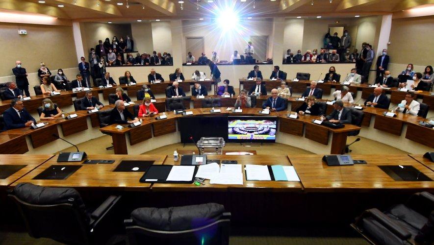 Dix vice-présidents et trois présidents délégués ont été élus.