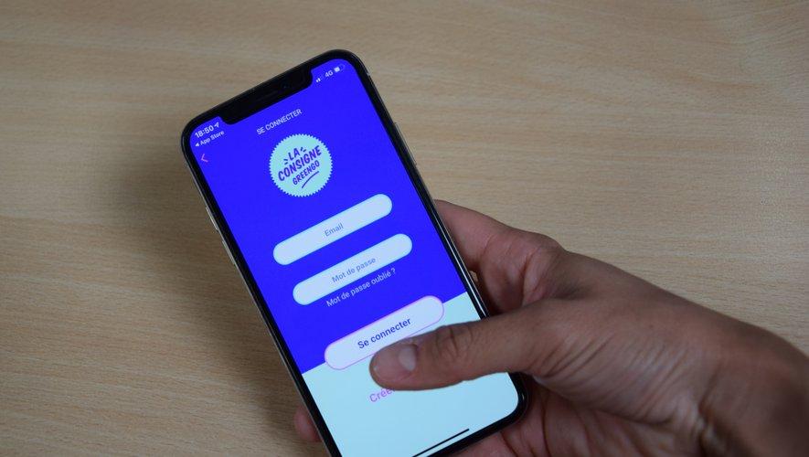 Economiser du plastique grâce à une application mobile.