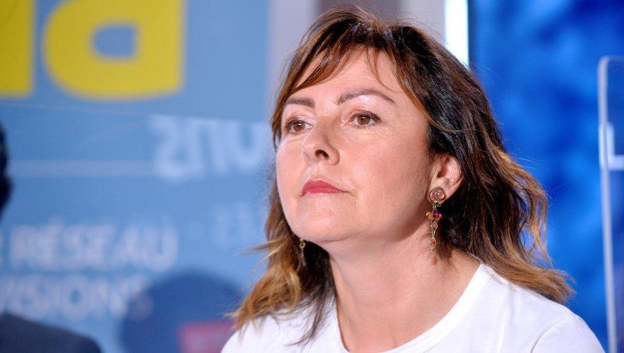 Carole Delga a été réélue présidente de la Région.