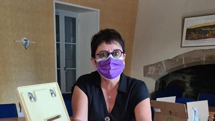 C'est une élue qui a procédé au tirage de la tombola de l'APE