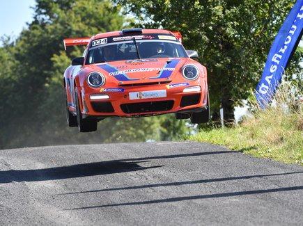 Six spéciales étaient au programme de la première journée de la 47e édition du Rallye du Rouergue vendredi.