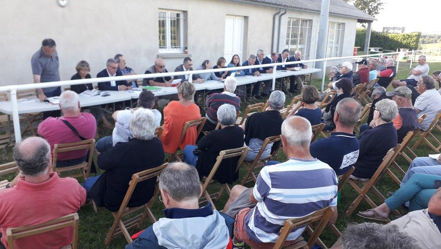 L'AG de LSA s'est tenue vendredi 9 juillet à Cassagnes.