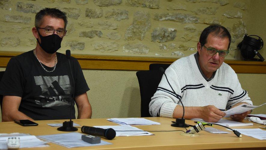 Jean-Pierre Azéma va continuer à conduire les destinées de l'association.