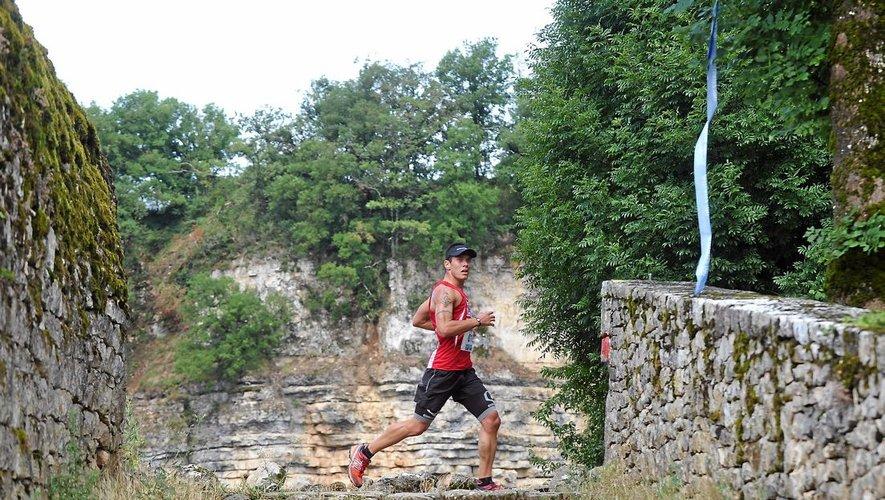 Le trail du Gourg d'Enfer, à Bozouls, sera au programme du Challenge cette année.