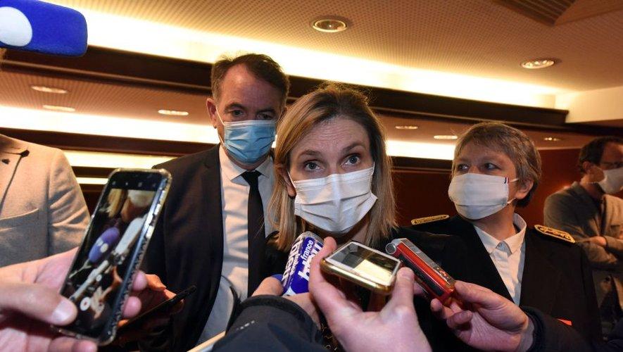 La réunion de mardi a été menée par la ministre Agnès Pannier-Runacher.