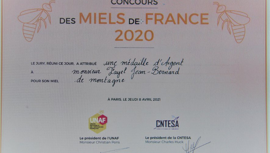2018-2019-2020 le Grand Chelem pour Jean-Bernard.