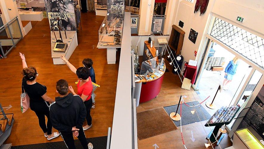 À Aubin, un musée à la mémoire des gueules noires