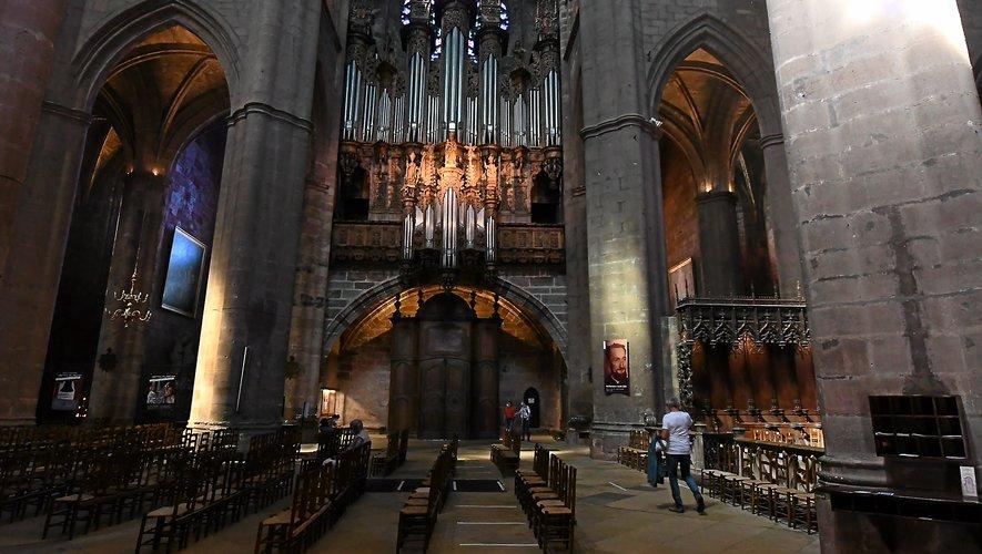 L'orgue de la cathédrale va résonner majestueusement les mercredis !