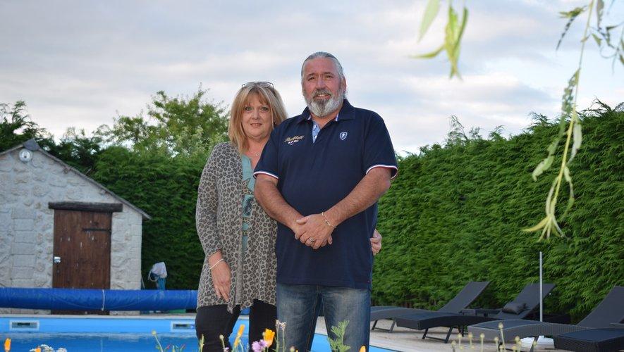 Isabelle et Bruno Giardella ont entamé une activité recevant du public.