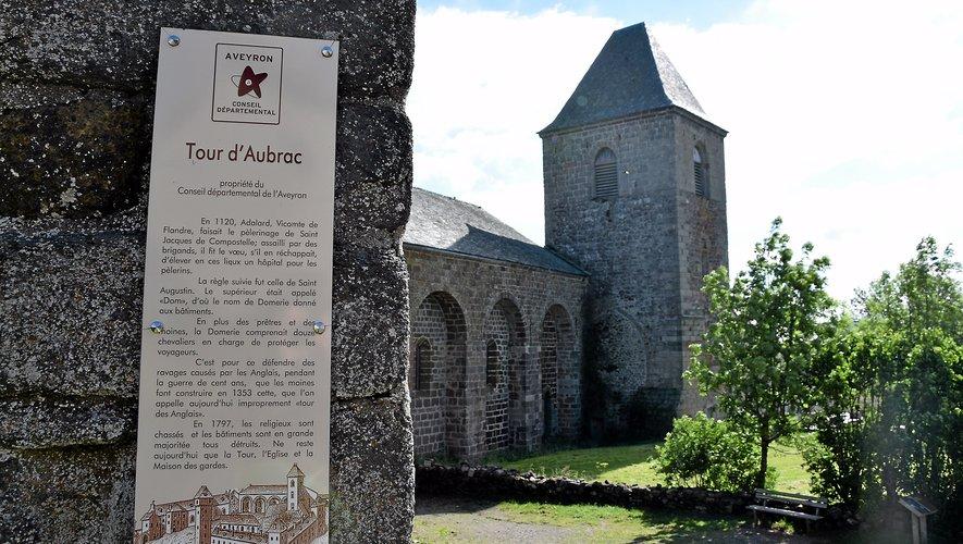 D'Aubrac à Saint-Côme, premiers pas sur le GR65