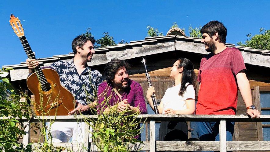 De jeunes virtuoses lancent leur festival sur la terre de leur enfance, en Viadène.