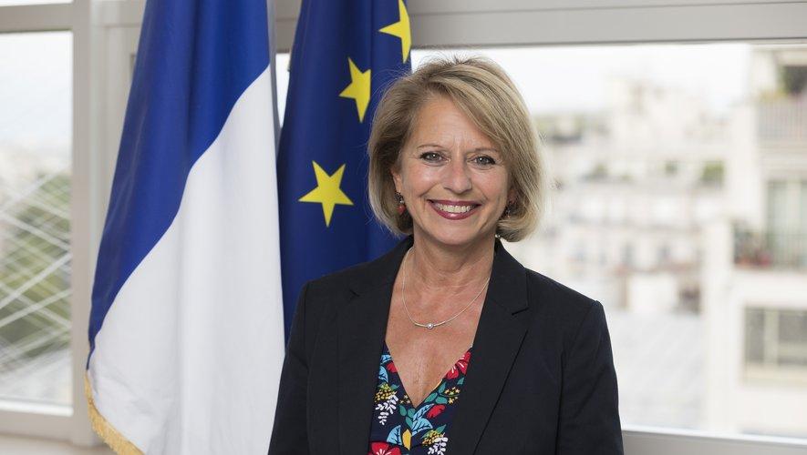 Brigitte Bourguignon.