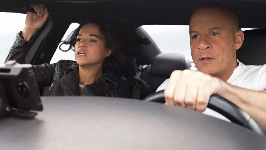 """Plus de 1,3 million de spectateurs sont allés voir """"Fast and Furious 9"""" en une semaine."""