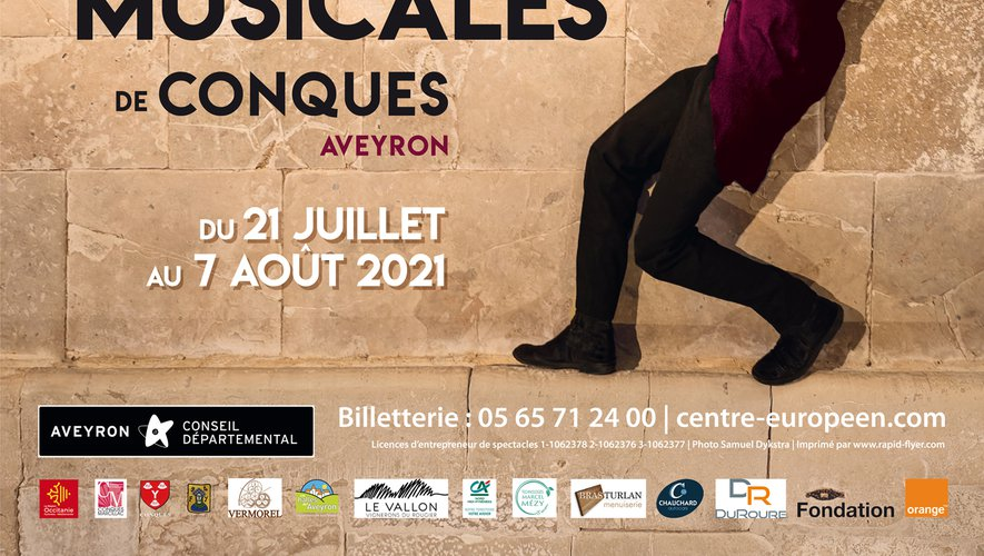 Trois semaines de festivités et de rencontres avec une douzaine de concerts, jusqu'au 7 août.
