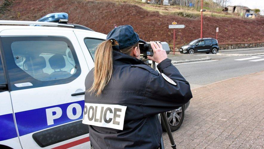 Des contrôles routiers sont prévus cette semaine en Aveyron.