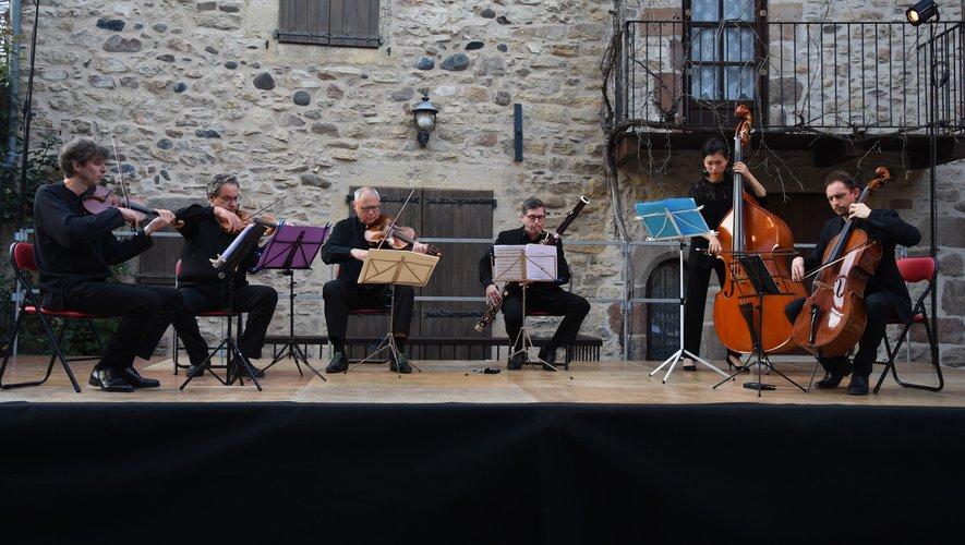Belle et douce nuit musicale à Saint-Côme