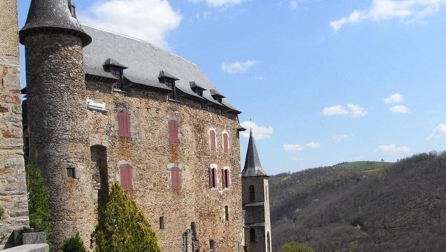 Le beau site du château de Gironde vous saisira.