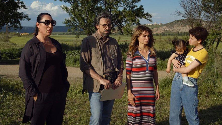 """""""Madres paralelas"""", avec Penelope Cruz et Rossy De Palma, ouvrira la 78ème édition du Festival de Venise."""
