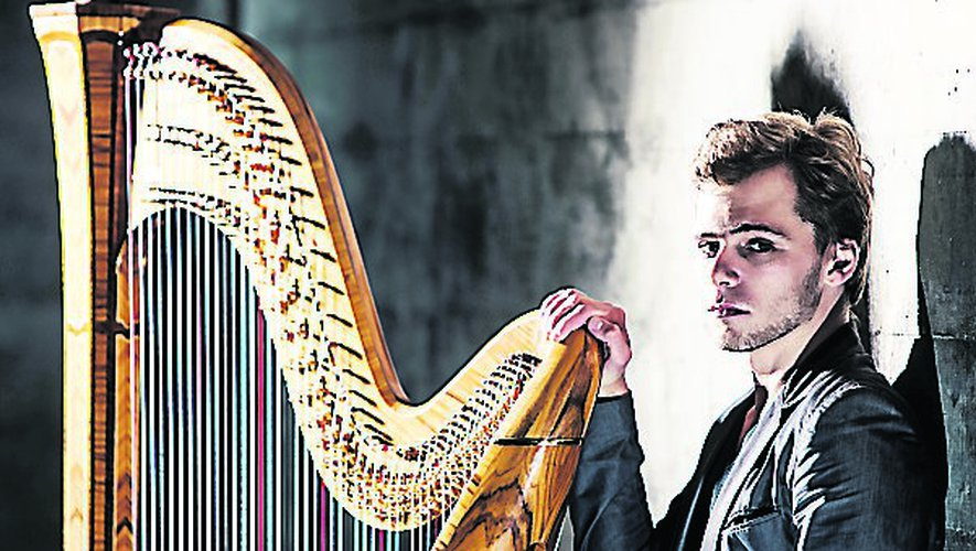 Une première avec de la harpe ce soir aux Pénitents Noirs