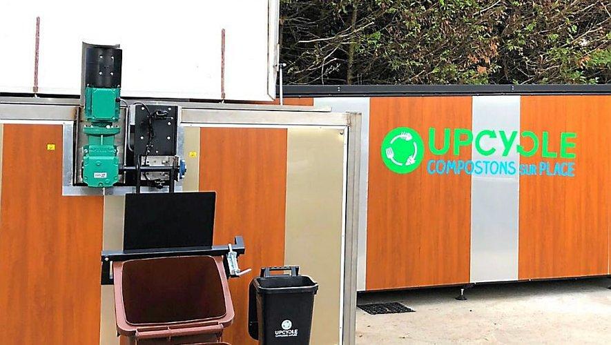 Pour Mayran Industries, des composteurs électromécaniques qui connaissent un succès croissant.