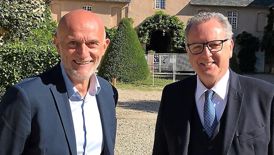 Richard Ferrand sera accompagné, notamment, du député Stéphane Mazars.
