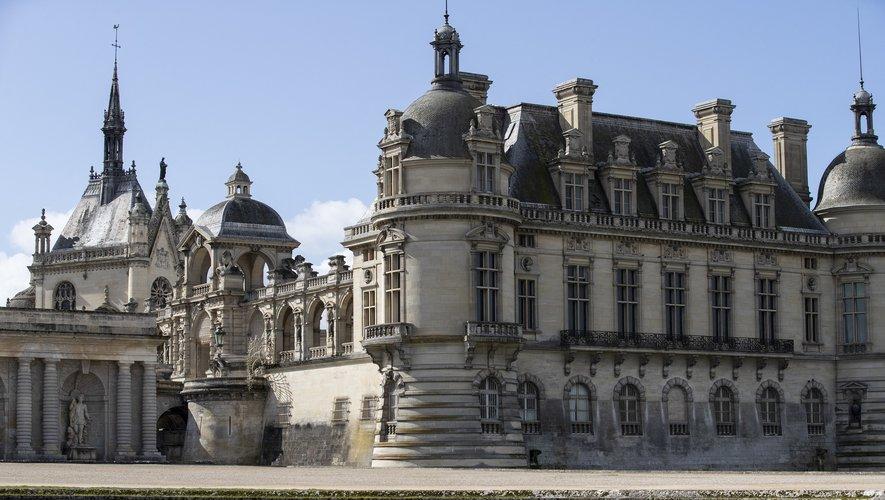 Pour vivre une soirée de rêve, rendez-vous au Château de Chantilly le 11 septembre.