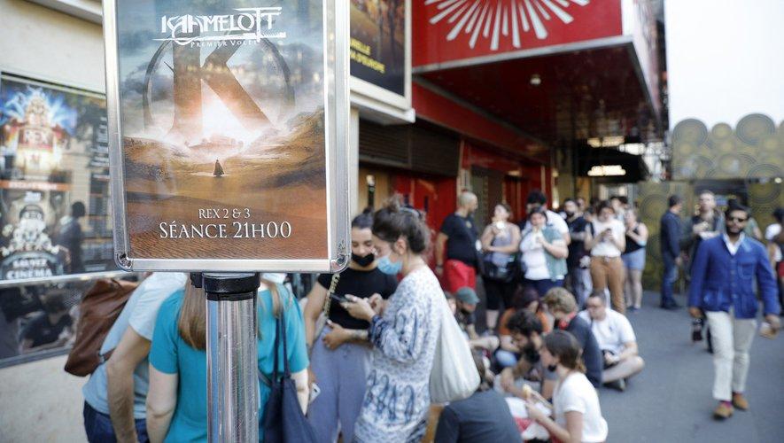 """""""Kaamelott - Premier volet"""", adaptation au cinéma par Alexandre Astier de sa série culte, a réuni plus d'un million de spectateurs lors de sa première semaine d'exploitation."""